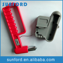 Multi-Function Car Emergency Hammer Seat Belt Cutter