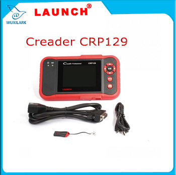 2016 Newest Software Launch Creader CRP129 OBDII/EOBD Auto Code Scanner free update online diagnostic for 4 system Launch CRP129