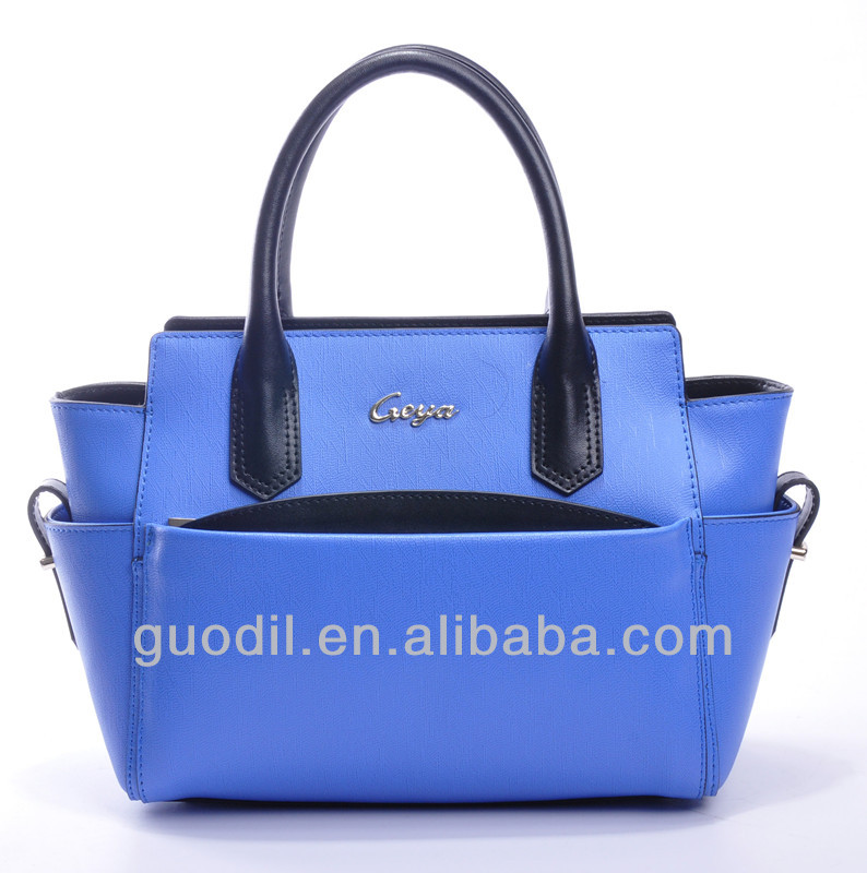 promotional Medium size tote bags fashion bags ladies handbags