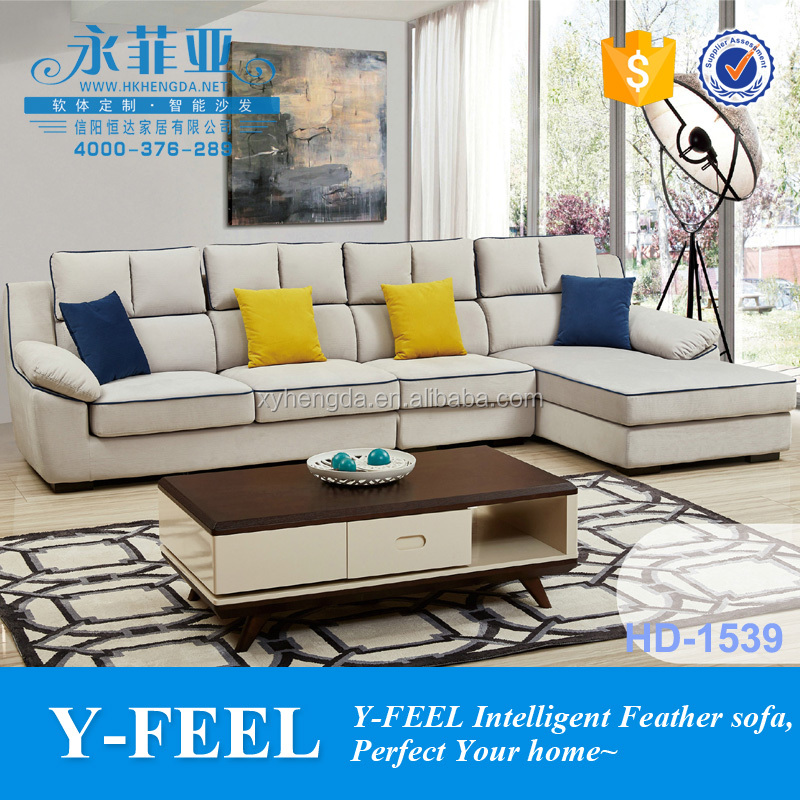 Cheap Price L Shape Sofa Furniture