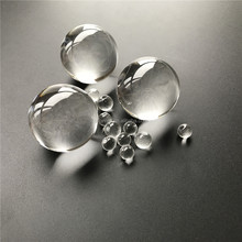 2 inch home Clear crystal decorations Delicate k9 40MM 30MM glass ball seven color crystal ball