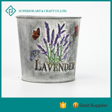 Romatic French Style Provence Lavender Flower Pot