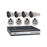 white light technology support panasonic cctv with DVR