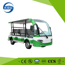 CE approved electric sightseeing car/bus on sale