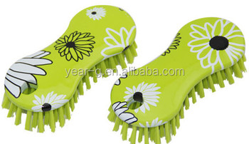 water transfer floor cleaning brush