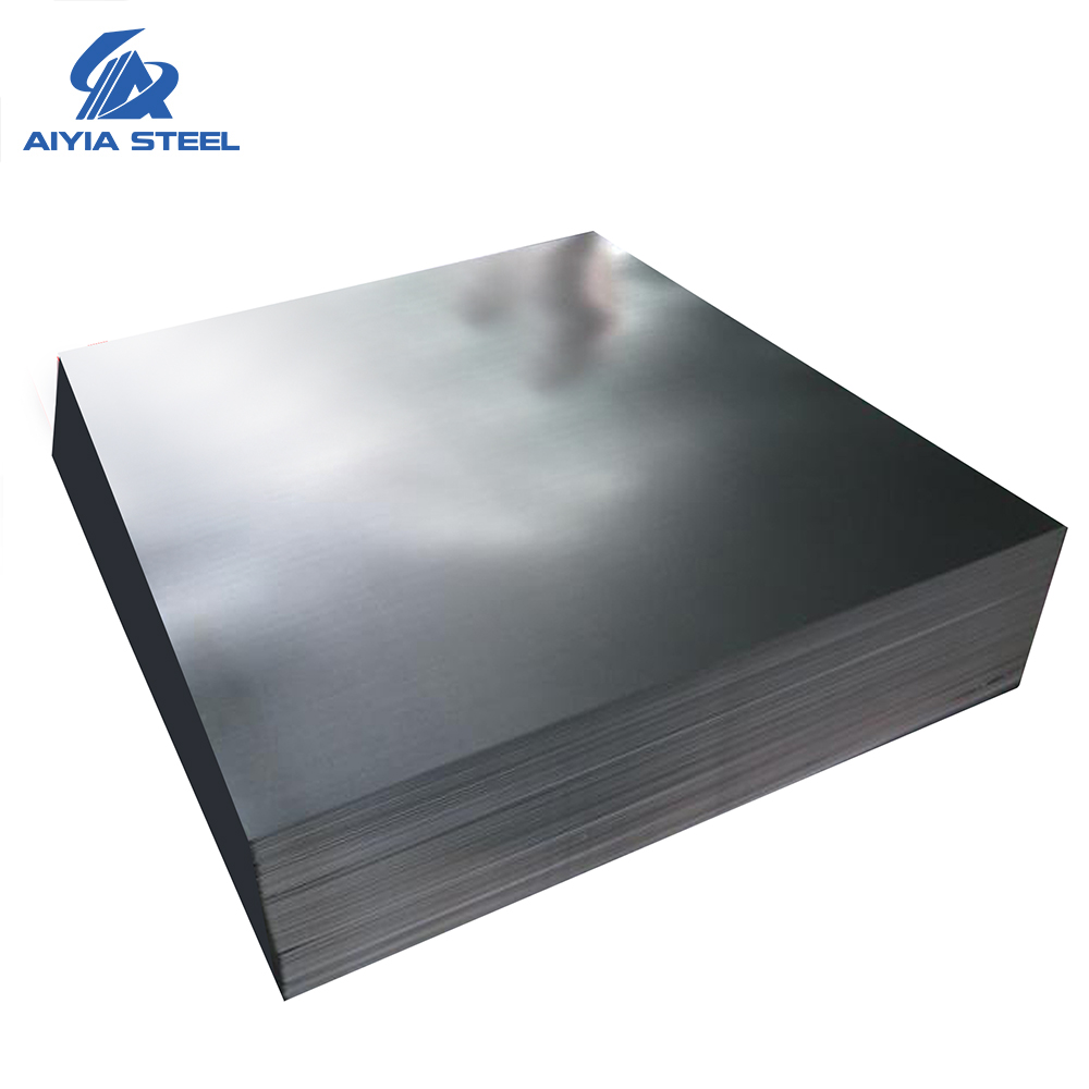 AIYIA different thickness and width aisi <strong>steel</strong> sheet plate Galvanized <strong>steel</strong>