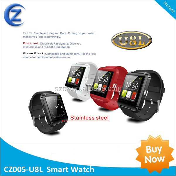 low cost smart wrist watch tv mobile phone
