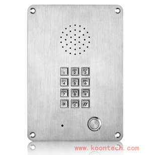 Tamperproof telephone voip pc to phone dialer KNZD-06