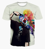 china manufacture custom man full dye sublimation digital sports t-shirt printing