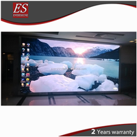 ultra light ali led display full sexy vedio P3 transparent led display commercial advertising display screen