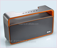 7-8 hours playing lifetime big size portable new arrival plastic 2000mAh bluetooth speaker 10W