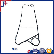 APV N35 factory price plate heat exchanger gasket for sale