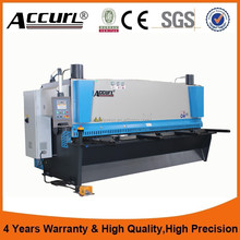 International Exported NC Design shear machine,hydraulic guillotine cutter