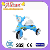 2015 pedal children car Alison C31025 3 wheel bike car toy cars for kids