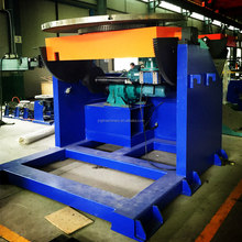 2 Tons Welding Positioner With Remote Control Welding Equipment Manufacturer