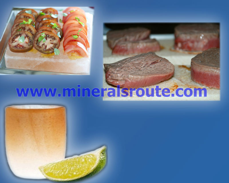 Cookware Salt Tiles and Plates