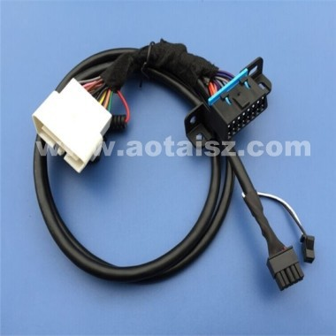 High quality low price OBDII gps adapter cable for GM