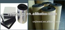 heat resistant rubber foam thermal insulation materials