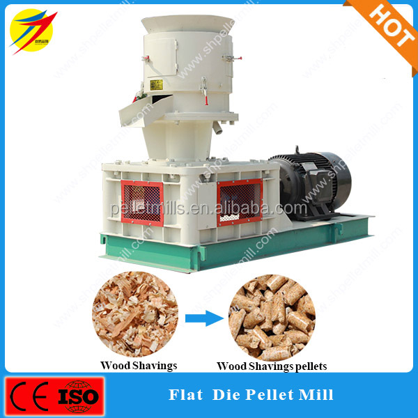 Cheap price biomass sawdust hops wood pellet making machine