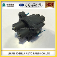 second hand howo truck spare parts double h valve WG2203250003