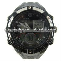 fashion design sport silicone watches digital watches men