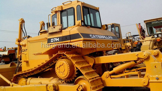 Used Caterpill'ar d7H bulldozer /Used Bulldozer CAT D7H/Secondhand High quality Caterpill'ar D7H Bulldozer