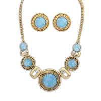 105535 resin indian bridal jewelry sets