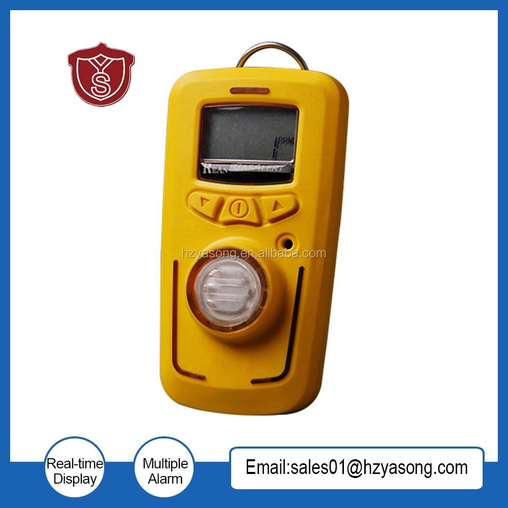 R10 Handheld personal gas detector ,used in industrial for gas detector