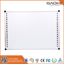 Hot sale metal plate material educational digital electronic smart magnetic interactive whiteboard