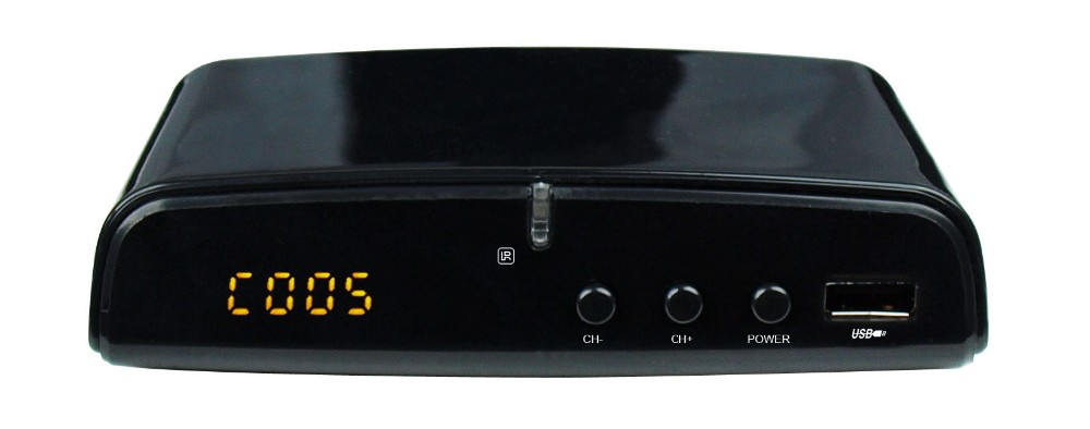 Hot Selling ATSC FTA receiver for MEXICA and USA market four models for choose factory price