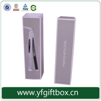 custom paper box packaging for hair extensions alibaba trade assurace supplier yifeng wholesale