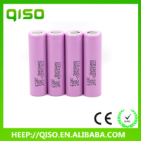 2600mAh samsung icr18650-26f Litium battery rechargeable Samsung 18650 battery cell vaporizer batteries