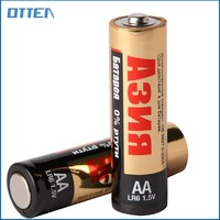 hot sale LR6 1.5v dry used car battery dry cell