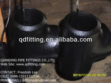 carbon steel astm a234 wpb pipe fitting tee /pipe fittings