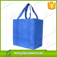 china suppliers Non woven Promotional shopping bag/pp nonwoven gift bags HS code/80gsm polypropylene non woven tote bag