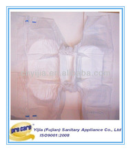Disposable adult diaper/adult daily diapers