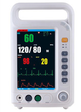 2014 New hospital use multi parameter patient monitor China supplier