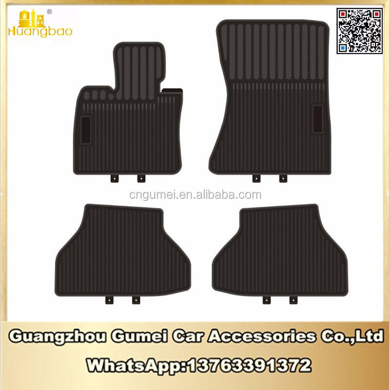 Original car floor mat for X6 / hot sale car mat for BMW
