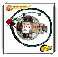 BAJAJ BOXER CT100 Motorcycle Magnetic Coil,high quality motorcycle magneto stator coil and motorcycle electrical parts