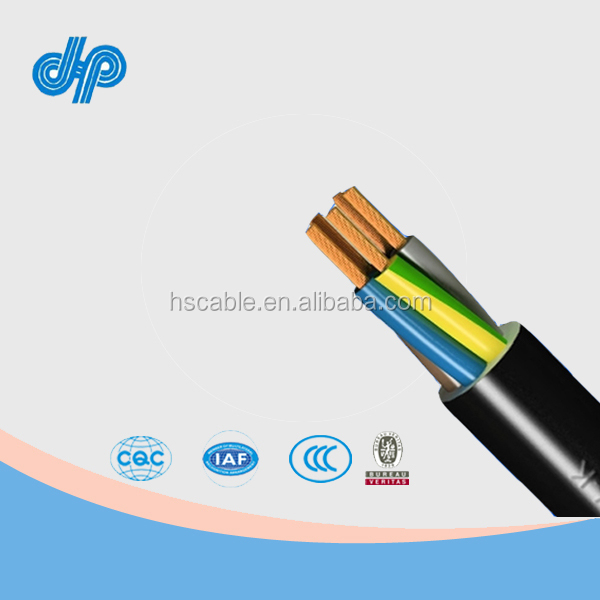 Copper Wire Conductor XLPE PVC Low Voltage 400V Power Cables