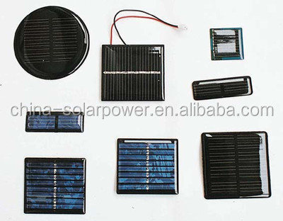 5V/9V/12V/18V mini small epoxy solar panel for LED light,toys and mobile chargers