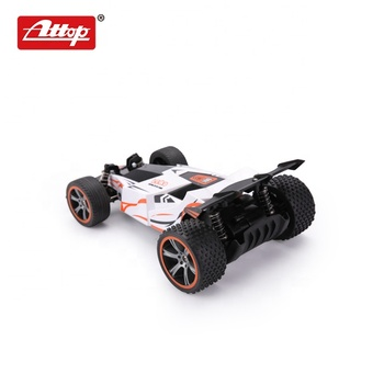Attop radio control car toy 4ch high speed car for child kids