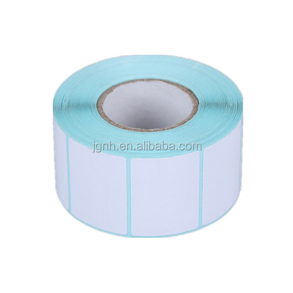 thermal paper sticker roll for barcode label
