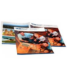 reliable full color paper pamphlet design