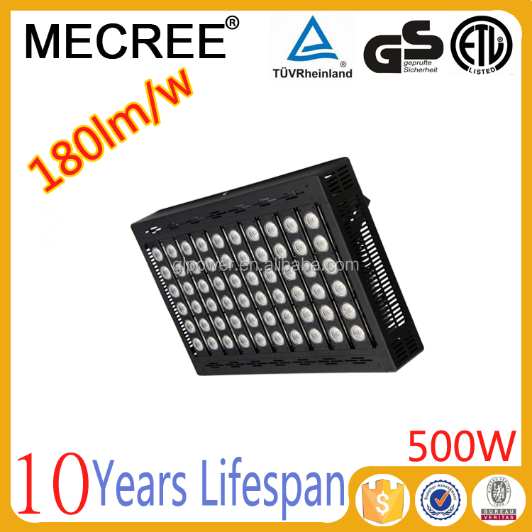 IP67 500W 1000w High Power grow light led