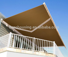 Best quality walmart awnings tubular motors for toldos retractables outdoor
