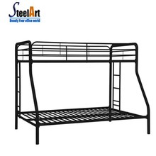 Cheap bunk beds for sale top quality metal double bunk bed employee steel bunk bed