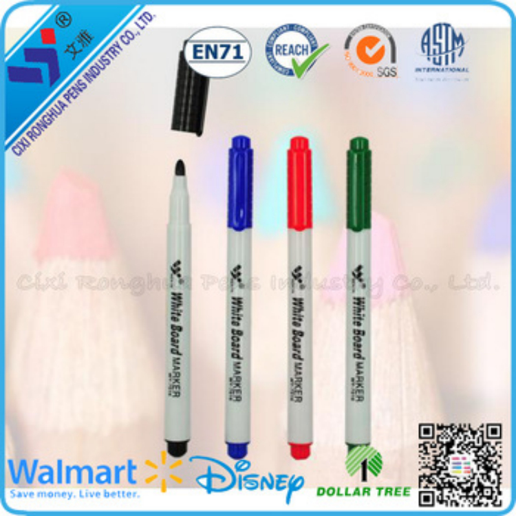 China glitter whiteboard chalk marker refill for children