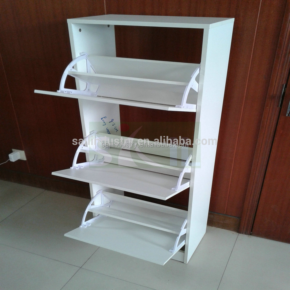 3 door shoe cabinet/shoe rack