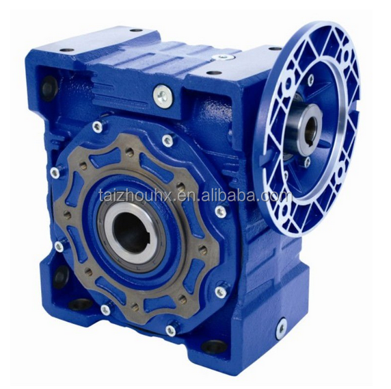 automatic machine NMRV110 speed reducer gearbox right angle gearing arrangement manufacturers